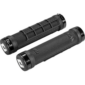 ODI Ruffian MX Lock-On MTB Grips, negro